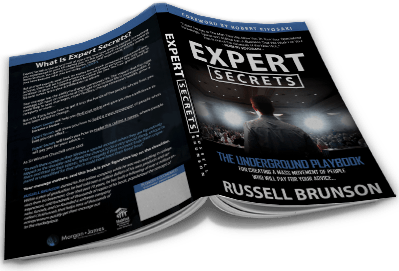 expert secrets by russel brunson