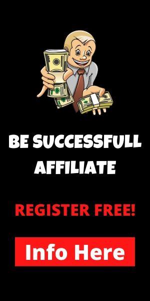 BE SUCCESSFULL AFFILIATE