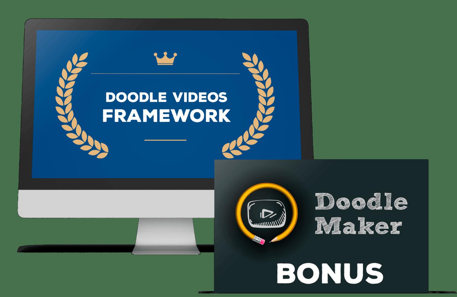 Doodle Maker Bonus 7 - Doodle Maker Video Script Format