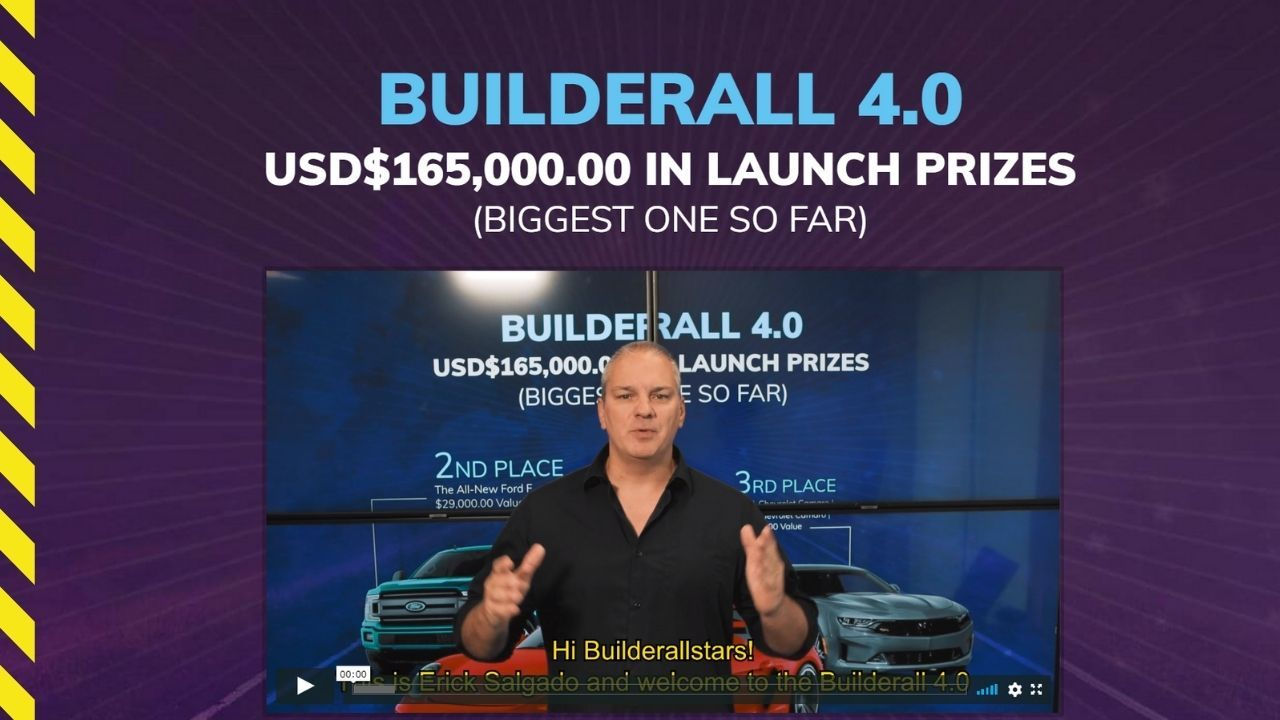 BUILDERALL 4.0 LAUNCH