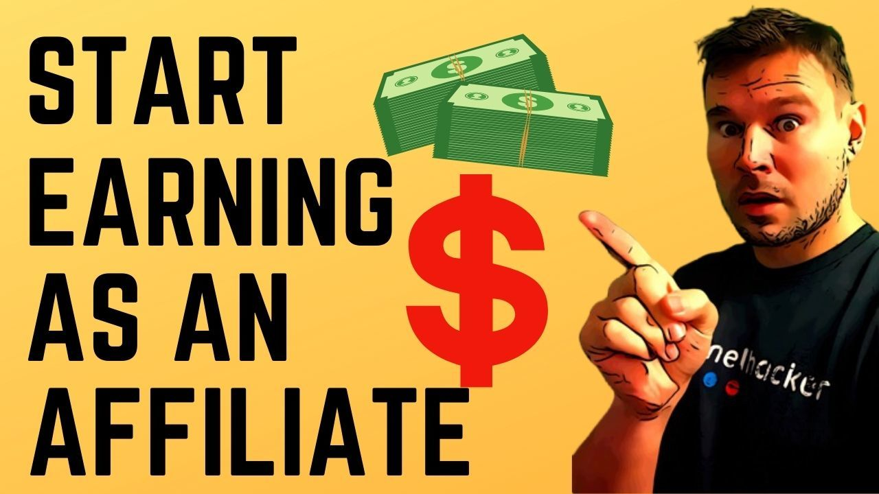 Start Earning Money As An Affiliate