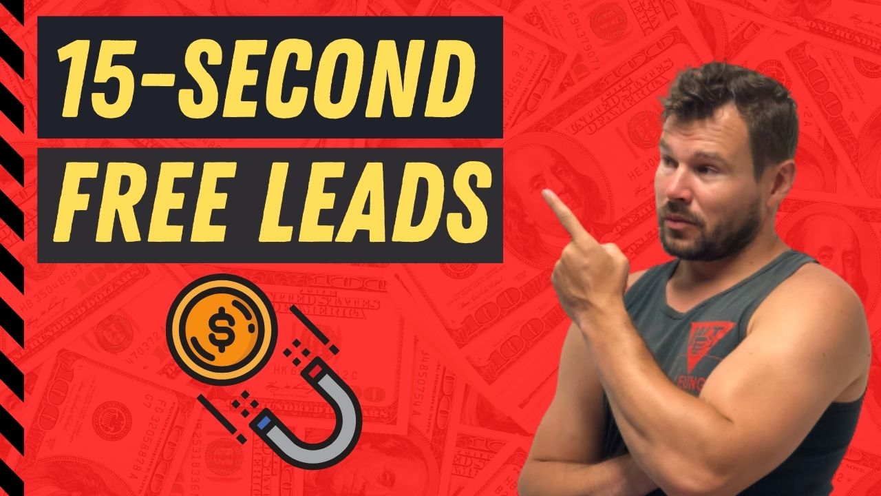 15 SECONDS FREE LEADS