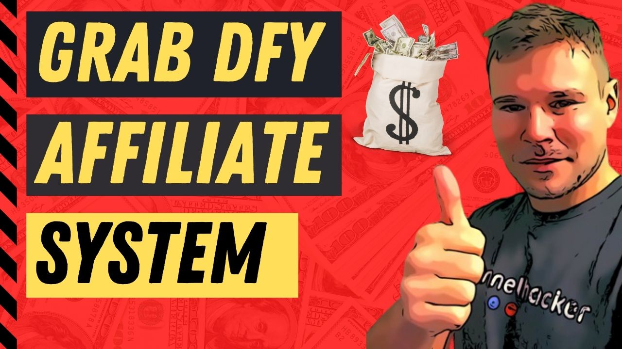 done for you affiliate marketing system